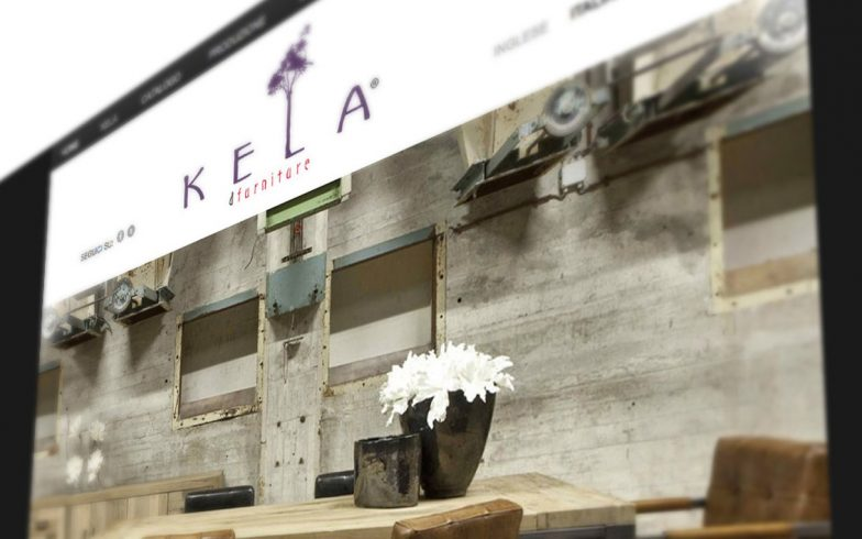 Sito per Kela d furniture - Home Page