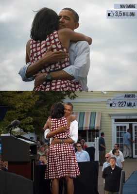 Fake Photo Barak Obama - Social Media Marketing