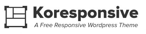 Koresponsive – A free Responsive WordPress Theme available for download